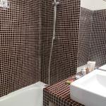 Zimmer 508 - Badezimmer