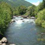Vista del río Cautín