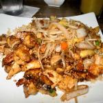 Yum....Chicken Hibachi
