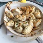 Colossal Crab & Grand dessert