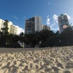 Bonita playa y muy cerca