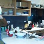 cooking dinnr