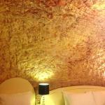 Beautiful underground accomodatio