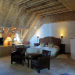 Another view of the Titlis Suite
