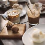 12 flavours of gelato to match artisan pastries