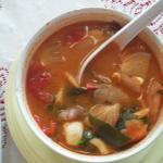 Мой любимый суп Том Ям