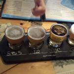 Islamarada  Beer sampler