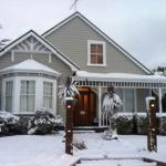 Rimu park lodge winter