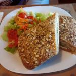 Bulgarit sandwich