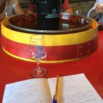 Wine tasting and notes