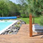 piscine spa sauna