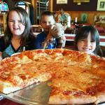 Pizza - a Lewis family favorite!