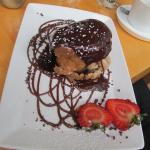 Monster profiterole