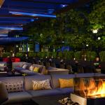 DEQ Patio and Lounge