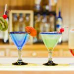 Blue Bar / Bar Azul