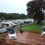 Foto de Hontoon Landing Resort & Marina