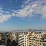 Vista desde la habitación 7mo piso