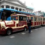 Irish train tour