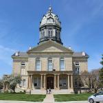 Madison County, Iowa Courthouse, built 1876