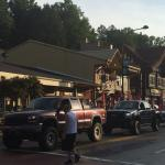Ben & Jerry's on the parkway in downtown Gatlinburg
