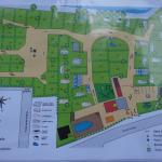 plan d'implantation des places