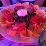 Salade melon