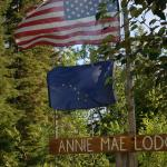 Annie Mae Lodge, Gustavus, AK