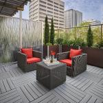 Guestrooms | Bronze Patio West