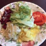 Mixed German Salad