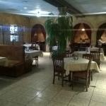 Very nice inside with private booths