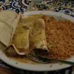 #1 Combo - Casa Chilada Platter