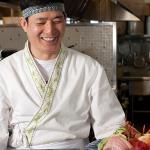 The sometimes elusive Chef Jun.