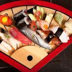 Sushi. Omakase.
