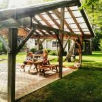 Grilling/Eating pavilion
