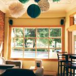 A quaint lil coffee place
