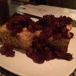 At. Louis Butter Cake w/ rum cherries