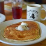 Flapjacks Banana Pancake