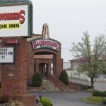 Foto di Baldknobbers Motor Inn