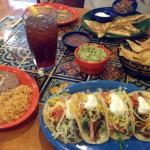 Consistently excellent! We love Papa Joe's. Best Mexican Food around....people love it there!