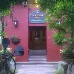 Entry to Inn