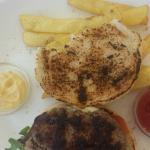 Hamburger cramé