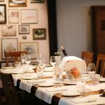 Casual Dining Bereich Restaurant Esszimmer