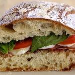 Real bread...  for real panini!
