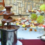Chef's Dinner Chocolate fountain