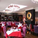 The Barony Italian Restaurant at the Talbot Hotel