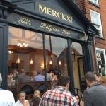Merckx Belgian Bar