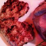 Kids portion grilled chicken