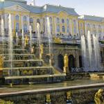Peterhof Fountain