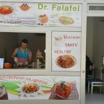 Billede af Dr.Falafel