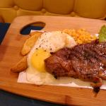 Steak and Eggs (Php998)